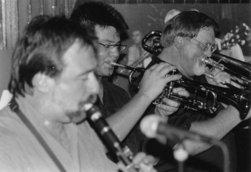 Foto: Climax Band Subway 1999